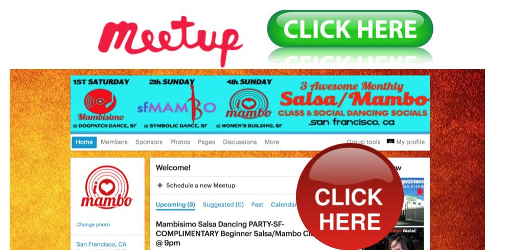 https://www.meetup.com/San-Francisco-Salsa-Mambo-iHeartMambo-Meetup-4th-Sunday/