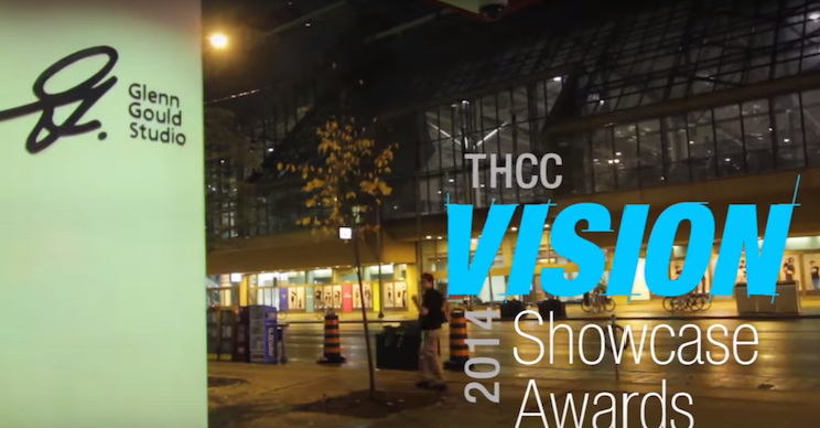 Vision Awards 2014 video
