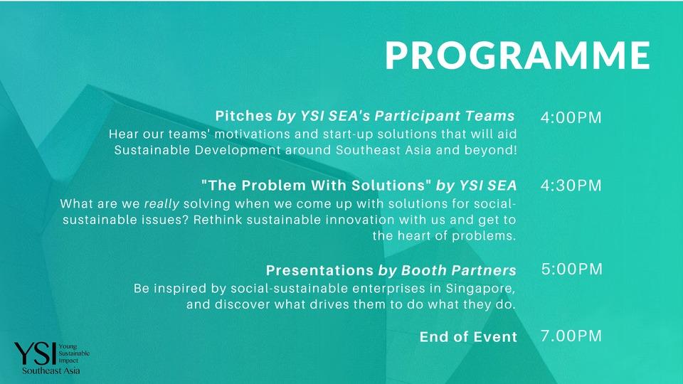 Event Programme Part 2