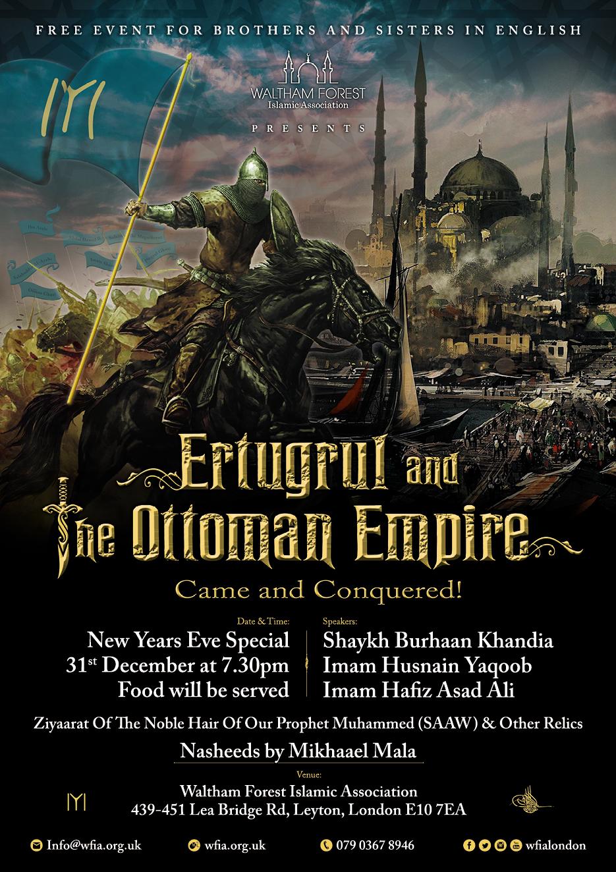 Ertugrul & The Ottoman Empire Event