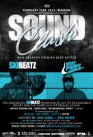 Soundclash: New Orleans Premier Beat Battle w/ the...