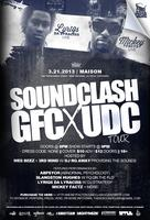Soundclash: Mickey Factz + Lyriqs da Lyraciss LIVE -  GFC x...