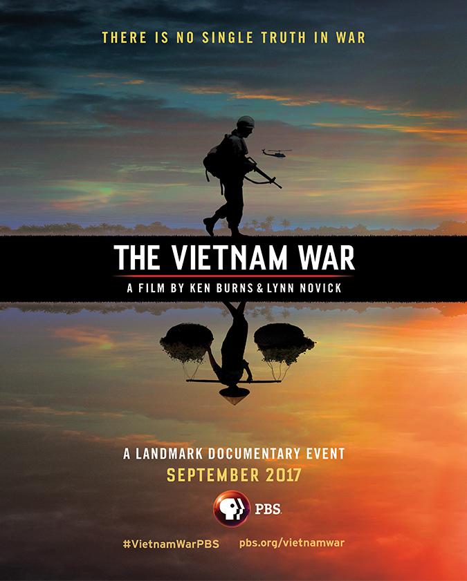 The Vietnam War - Poster