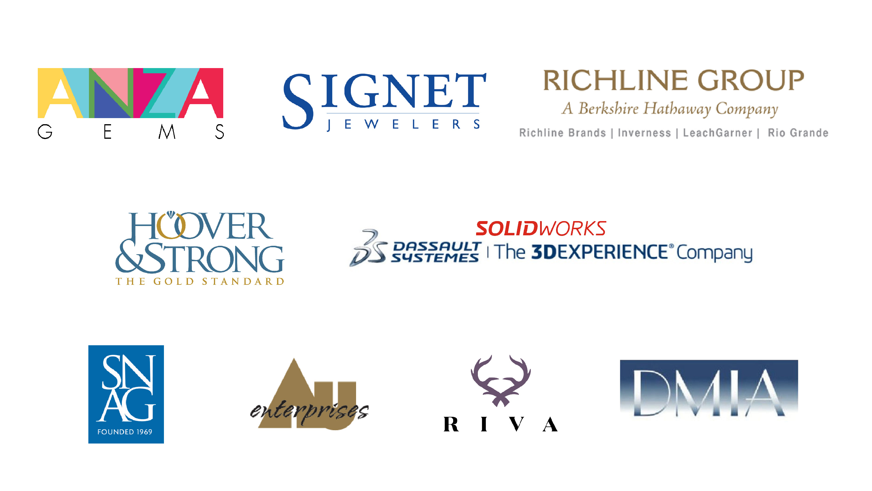 Gold Sponsor Logos