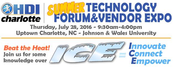 HDI Charlotte July 2016
