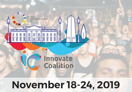 Global Entrepreneurship Week DMV 2019 Tickets, Mon, Nov 18, 2019 at