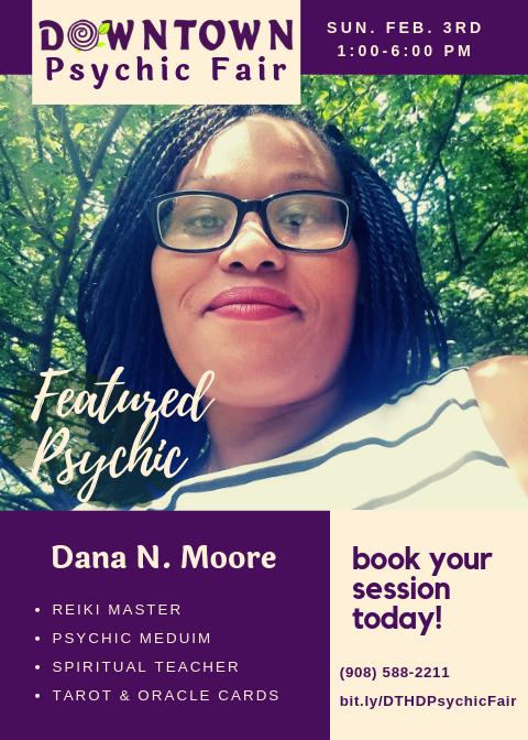 Featured Vendor - Dana N. Moore
