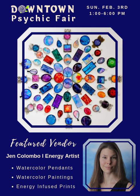 Learn more about Jennifer Faye Colombo Art