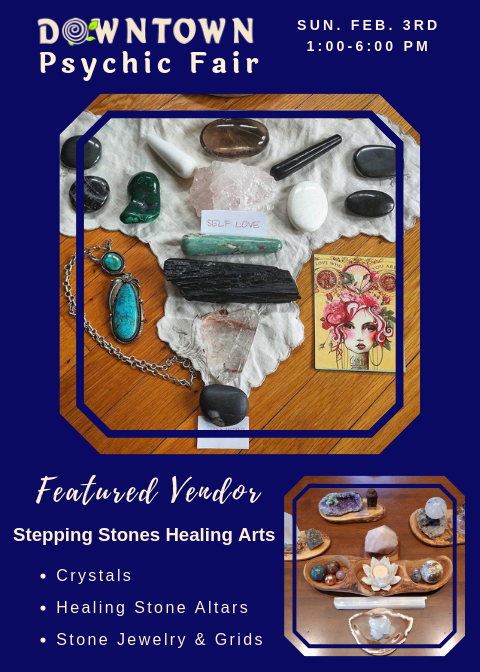 Stepping Stones Healing Arts