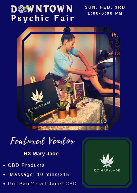 RX Mary Jade