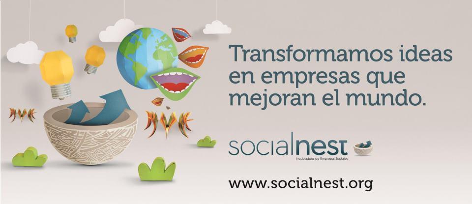 transformamos ideas en empresas que mejoran el mundo