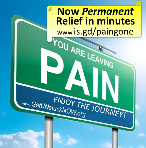 Pain Gone NOW! www.is.gd/paingone
