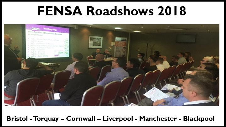 FENSA Roadshows
