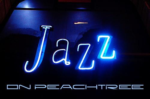 Jazz on Peachtree Logo