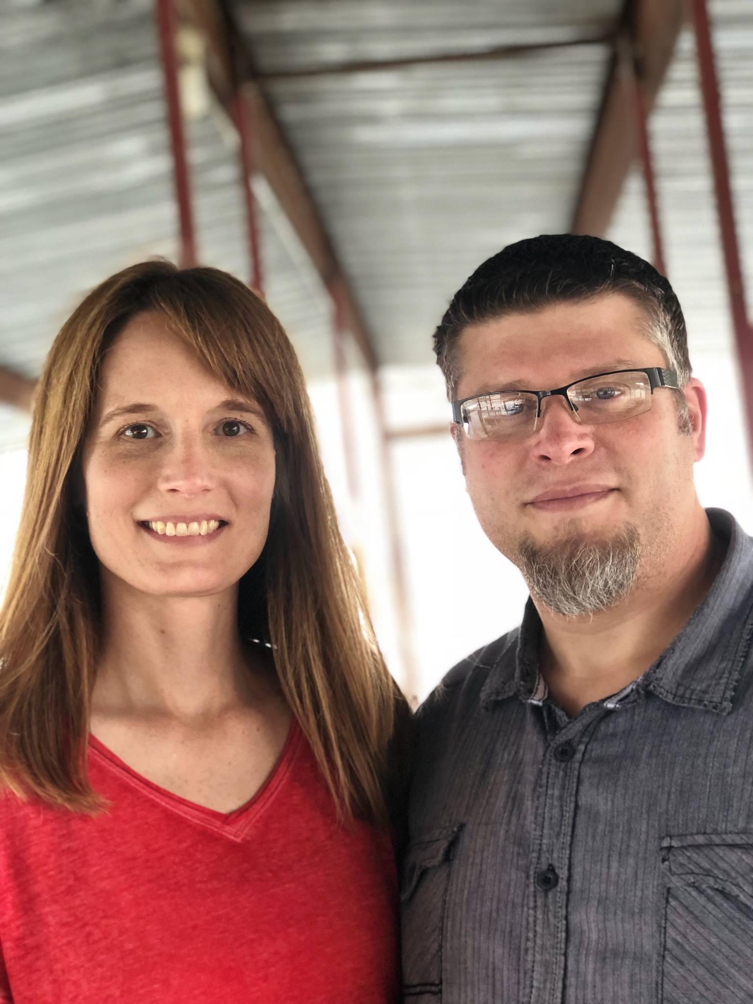Steve & Kristina
