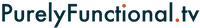 PurelyFunctional.tv logo
