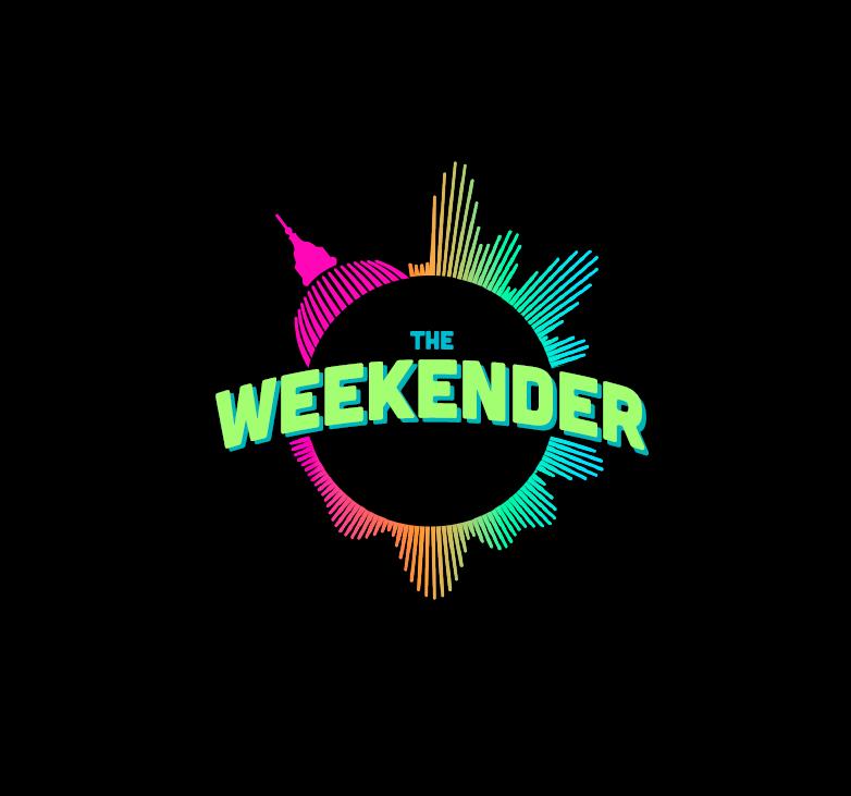 Weekender Logo Black