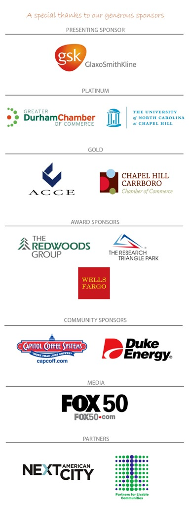 North American Sustainable Enterprise Award Sponsors