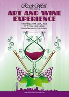 Rock Wall Wine Company Art and Wine Experience 2013!