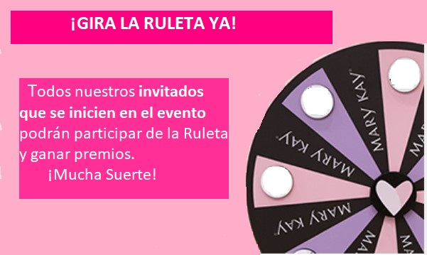 Invitados Gira La Ruleta