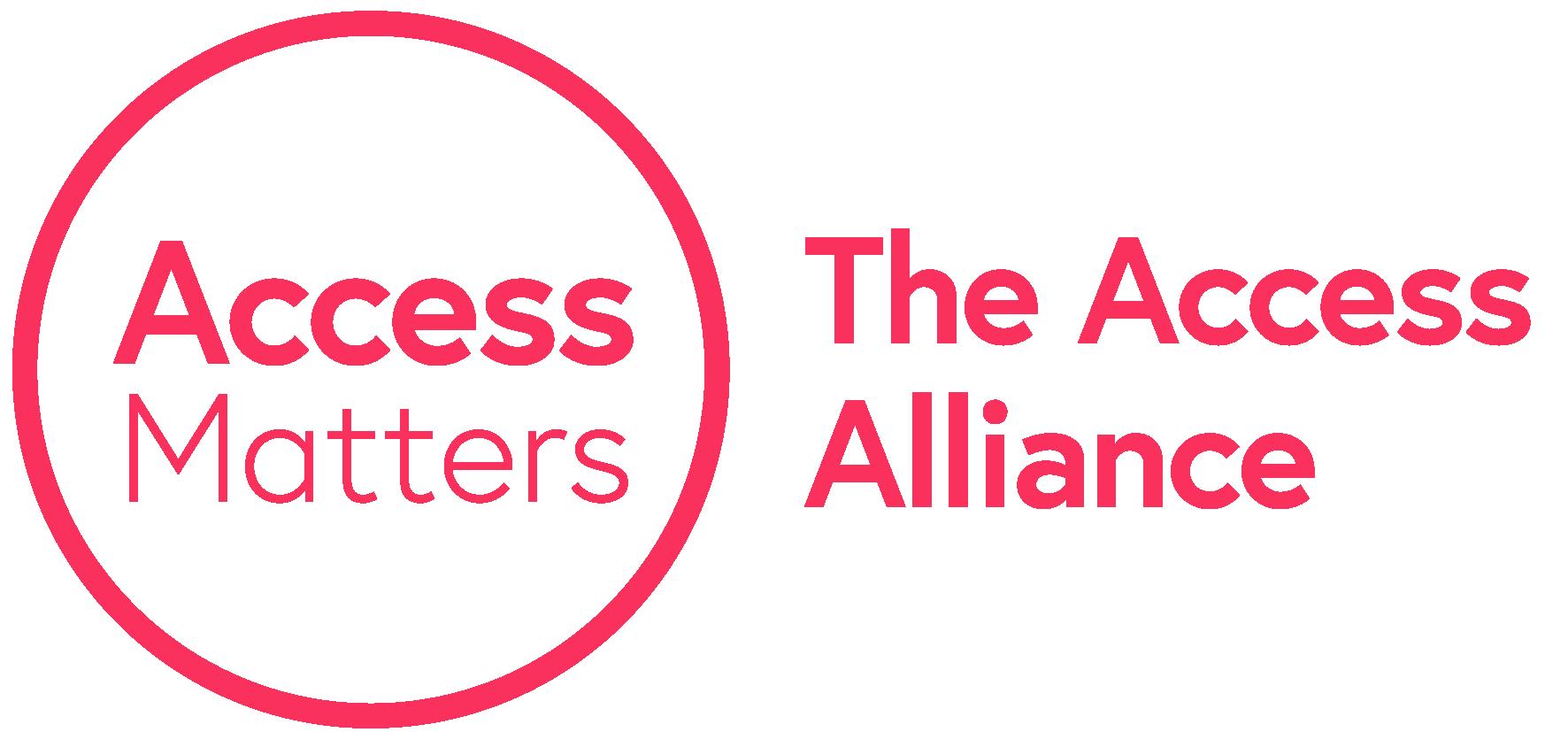 Access Alliance logo