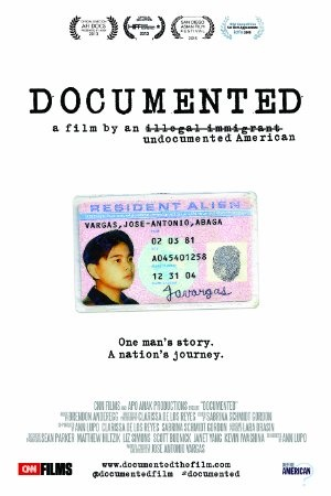 Documented Film Poster