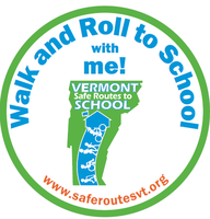 Vermont Intergenerational Walk and Roll to School Day 2013