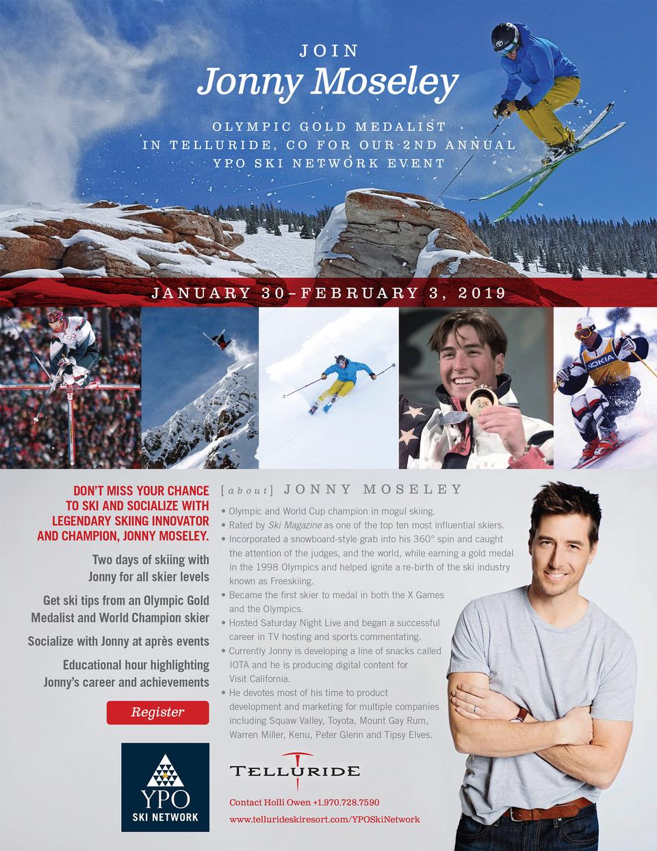Jonny Moseley