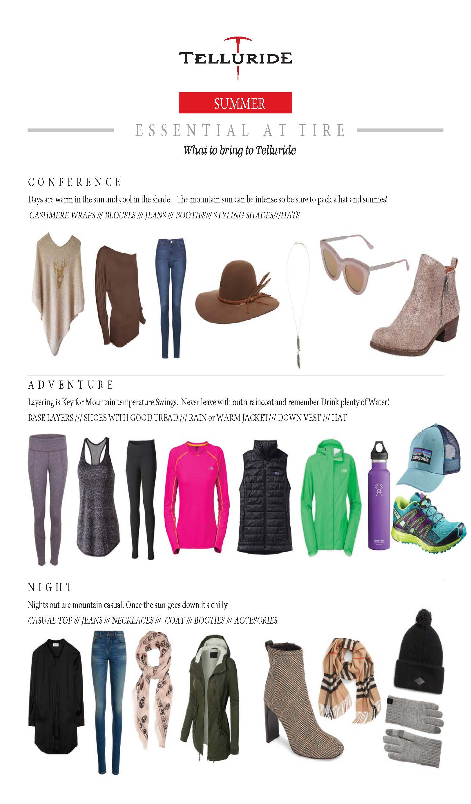 What To Wear Women