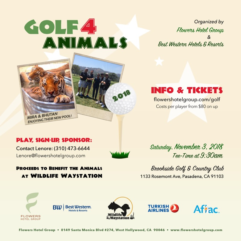 Golf for Animals 2018
