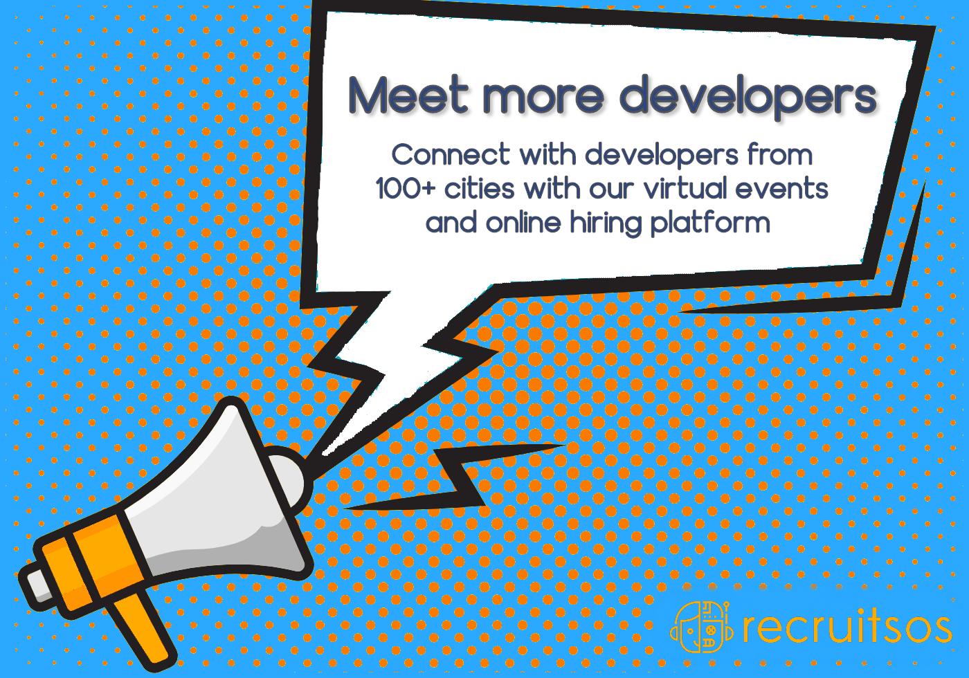 developer online job fair