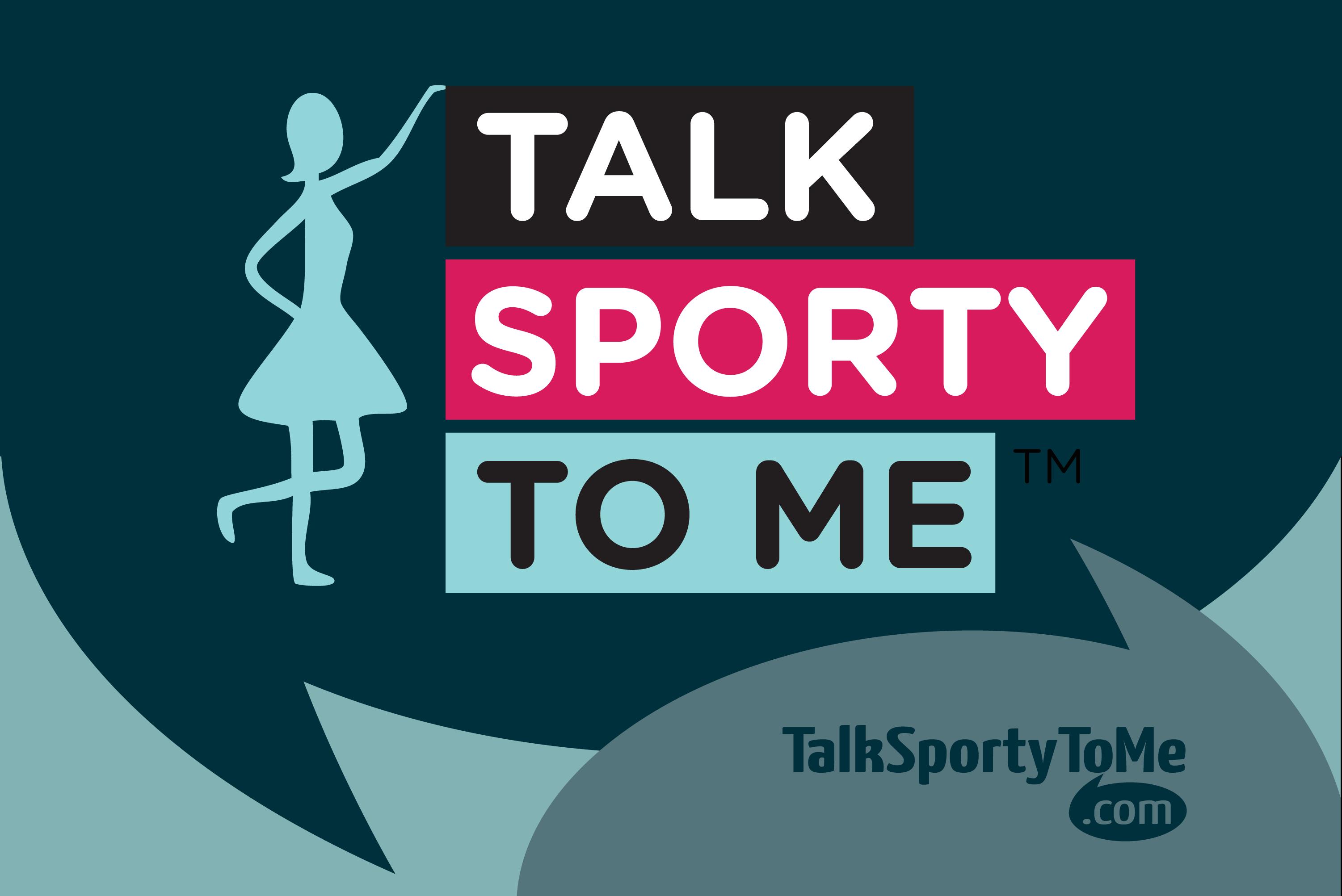 Talk Sporty To Me Logo