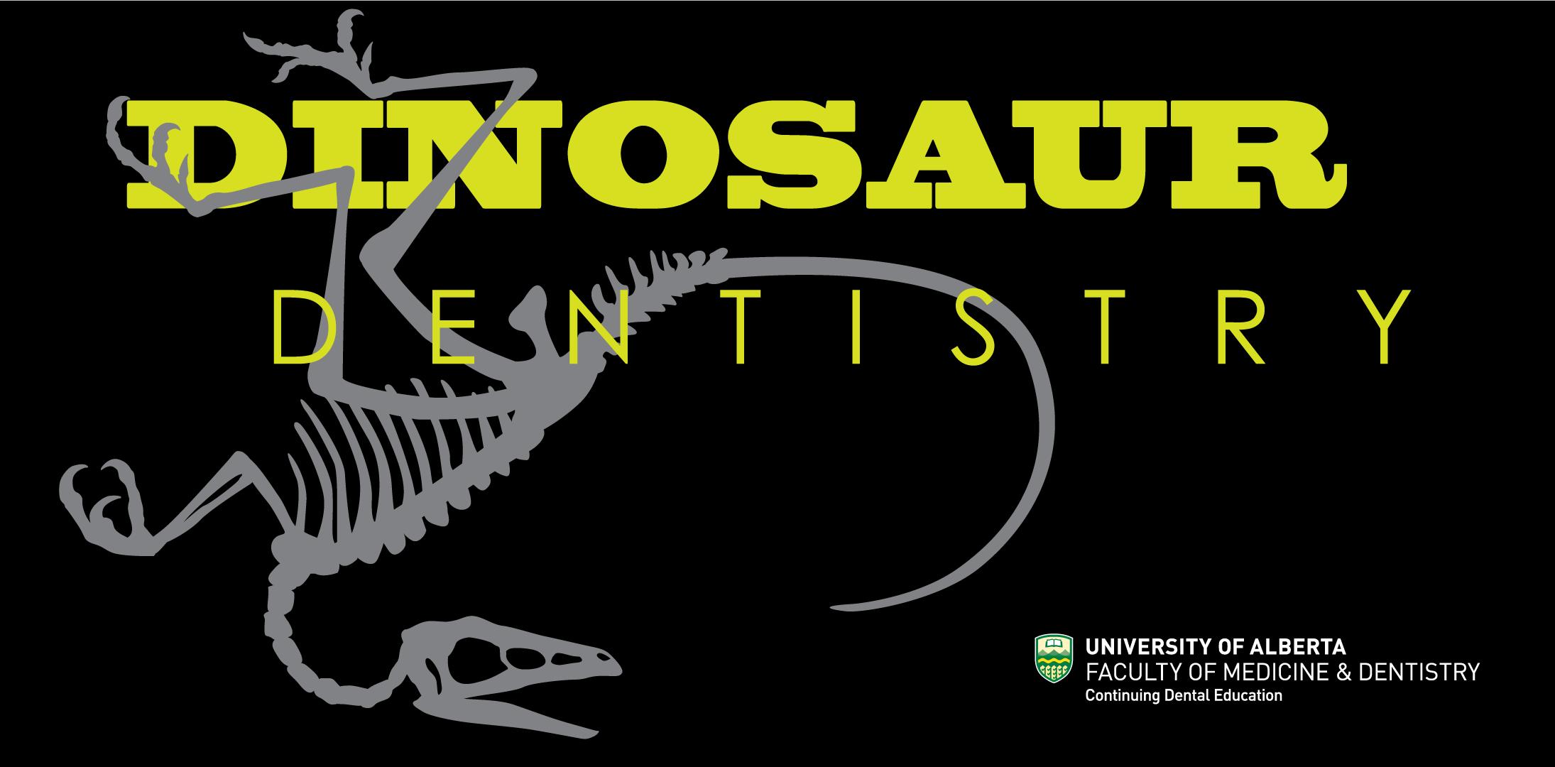 Dinosaur Dentistry