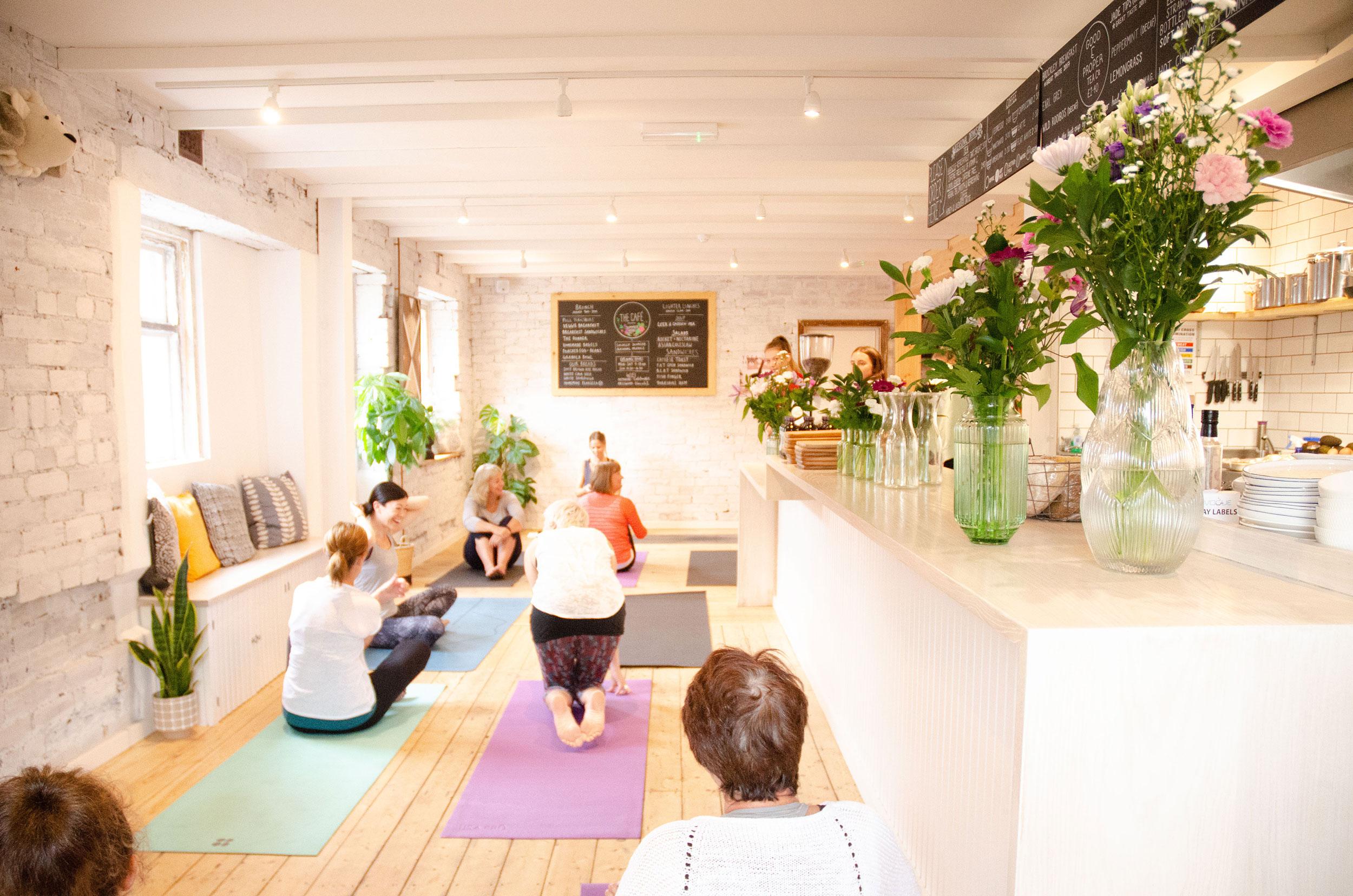 Yoga Brunch1