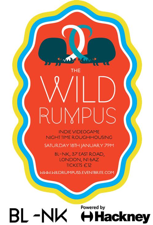 Wild Rumpus 5 Flyer