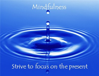 mindfulness water