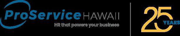 ProService Hawaii 25 years