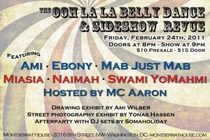 The Ooh La La Belly Dance & Sideshow Revue