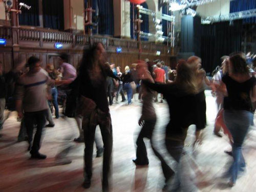 Ceilidh in Teviot - Photo by Neil Clements