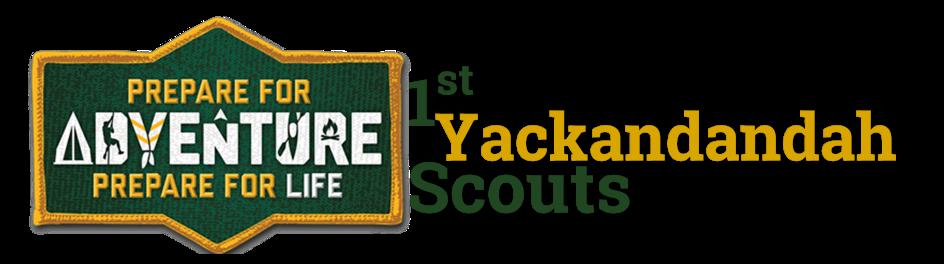 Yackandandah Scouts