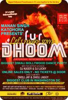Biggest Bollywood DIWALI Dance Party @ the Biggest Dance...