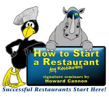 How To Start A Restaurant  Signature Seminars by Howard...