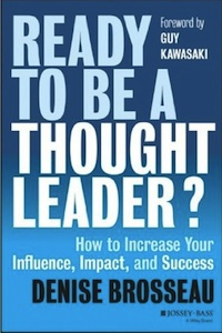Are You Ready to Be A Thought Leader