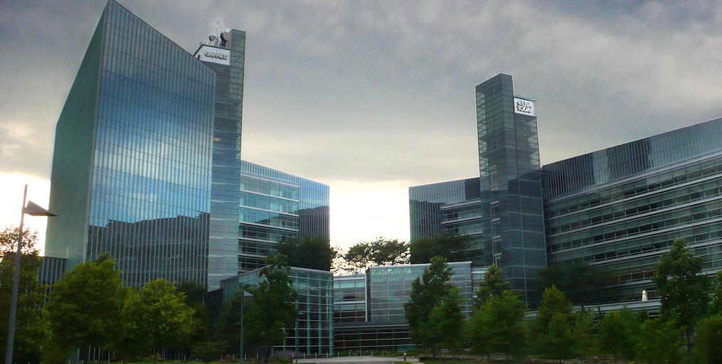 USA/Gannett Building