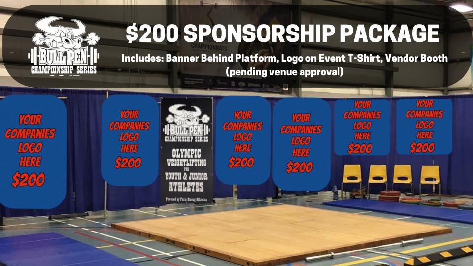 Sponser event