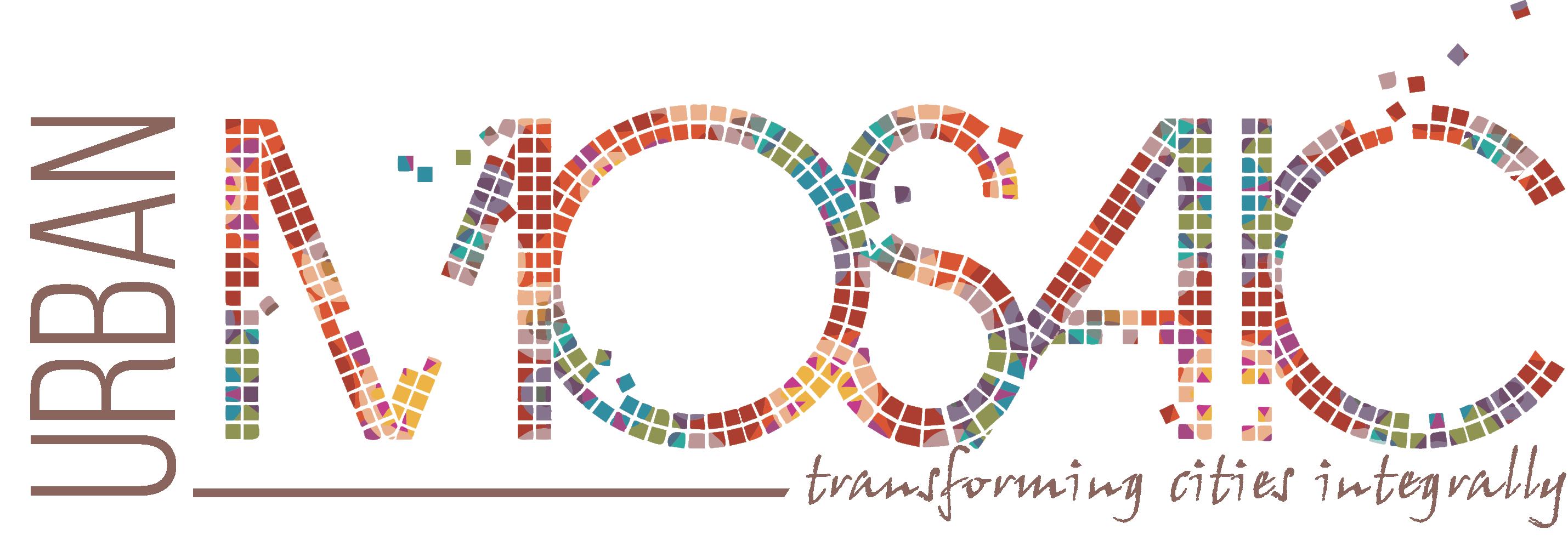 Urban Mosaic Logo