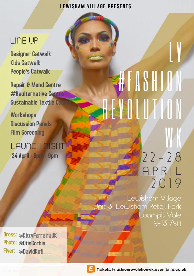 LV #fashionrevolutionwk
