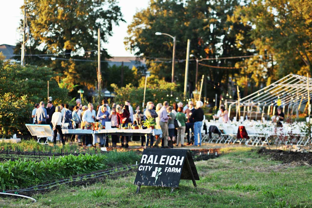 Raleigh City Farm - Sustainable Raleigh