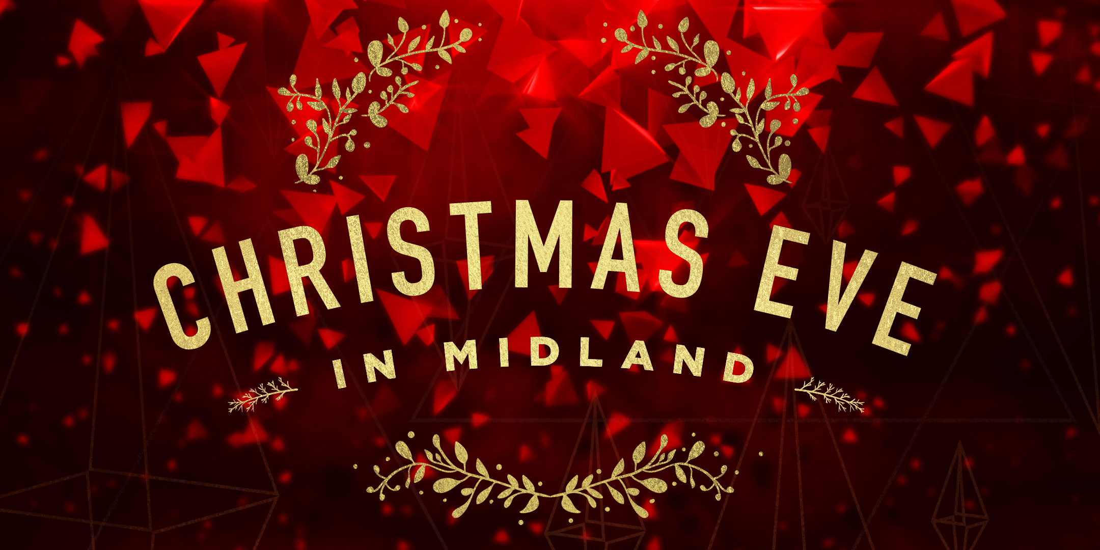 Christmas Eve In Midland Graphic
