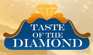 Taste of the Diamond Logo